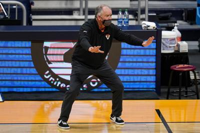 NCAA Virginia Tech Florida Basketball