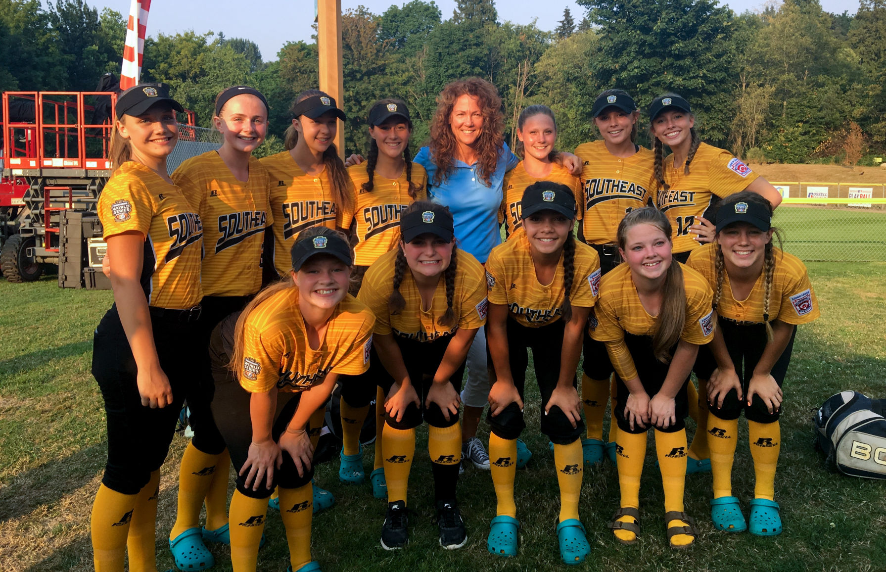 Little League softball team disqualified for Snapchat post