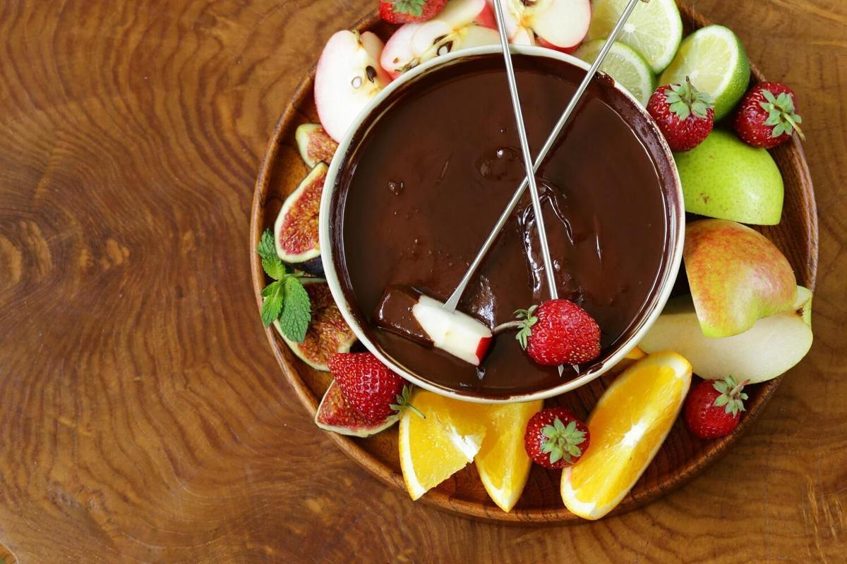 How to make the best chocolate fondue recipe - The Daily Meal - Valentine's Day ideas