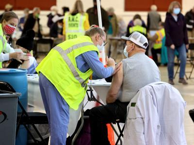 Richmond Raceway Vaccinations