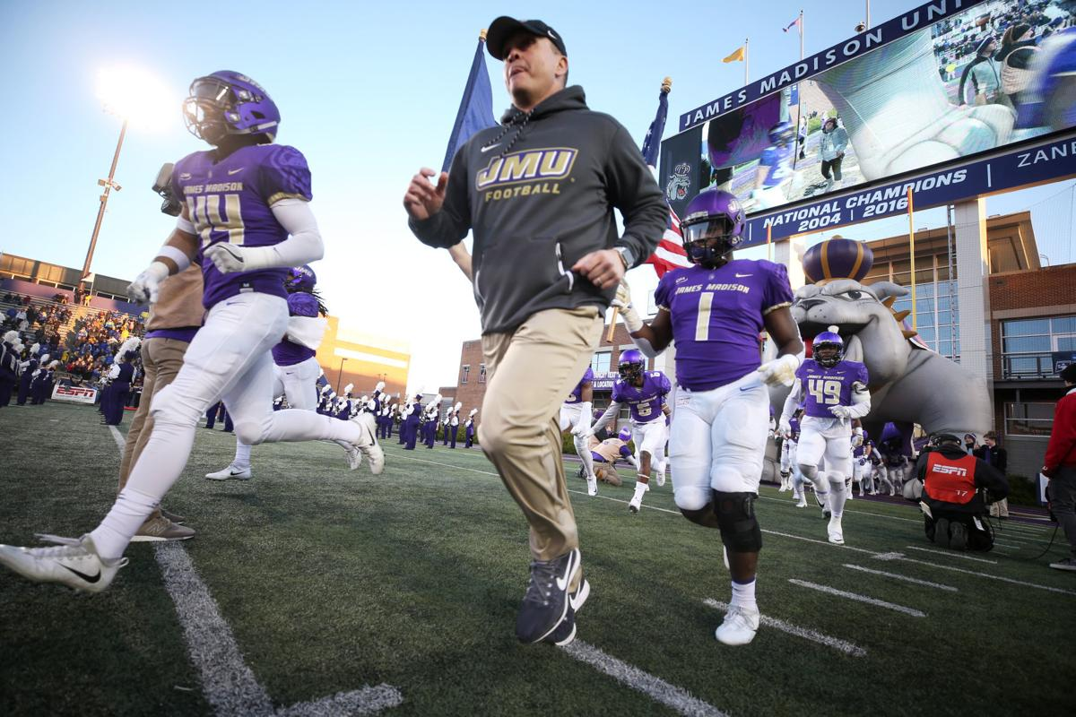 How Do Other Teams Catch Up To Caa Football King Jmu College