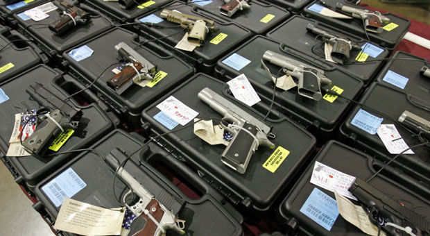 Va Gun Show Arrests Rise To Record But Denial To Arrest
