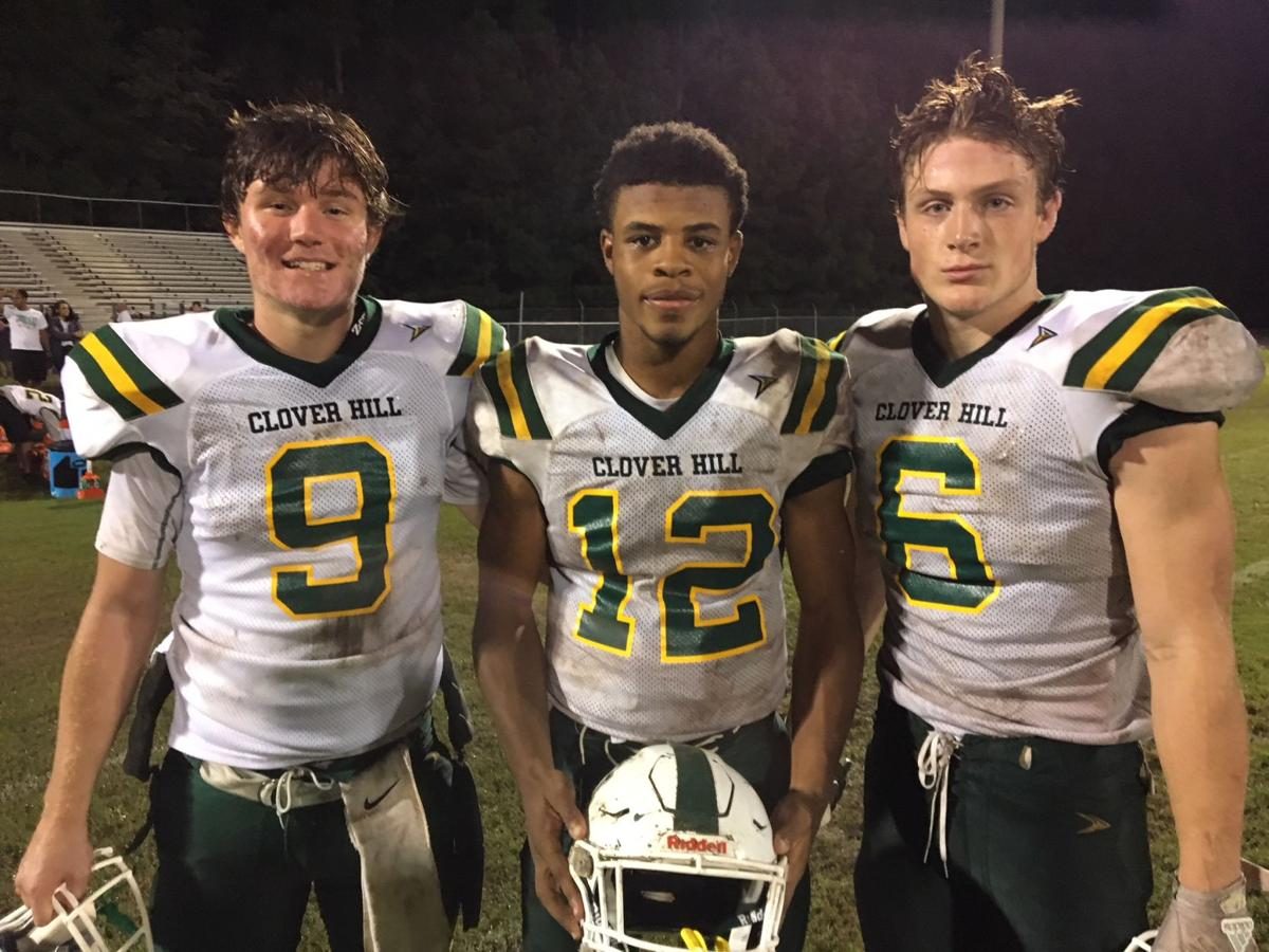 Clover Hill's defense sets the tone, sets offense up for success in