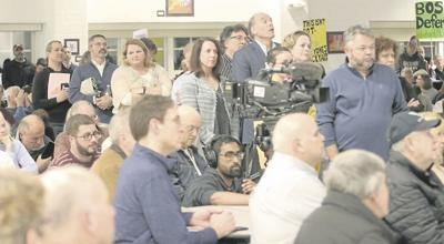 Wegmans' plan to build distribution center attracts hundreds to meeting