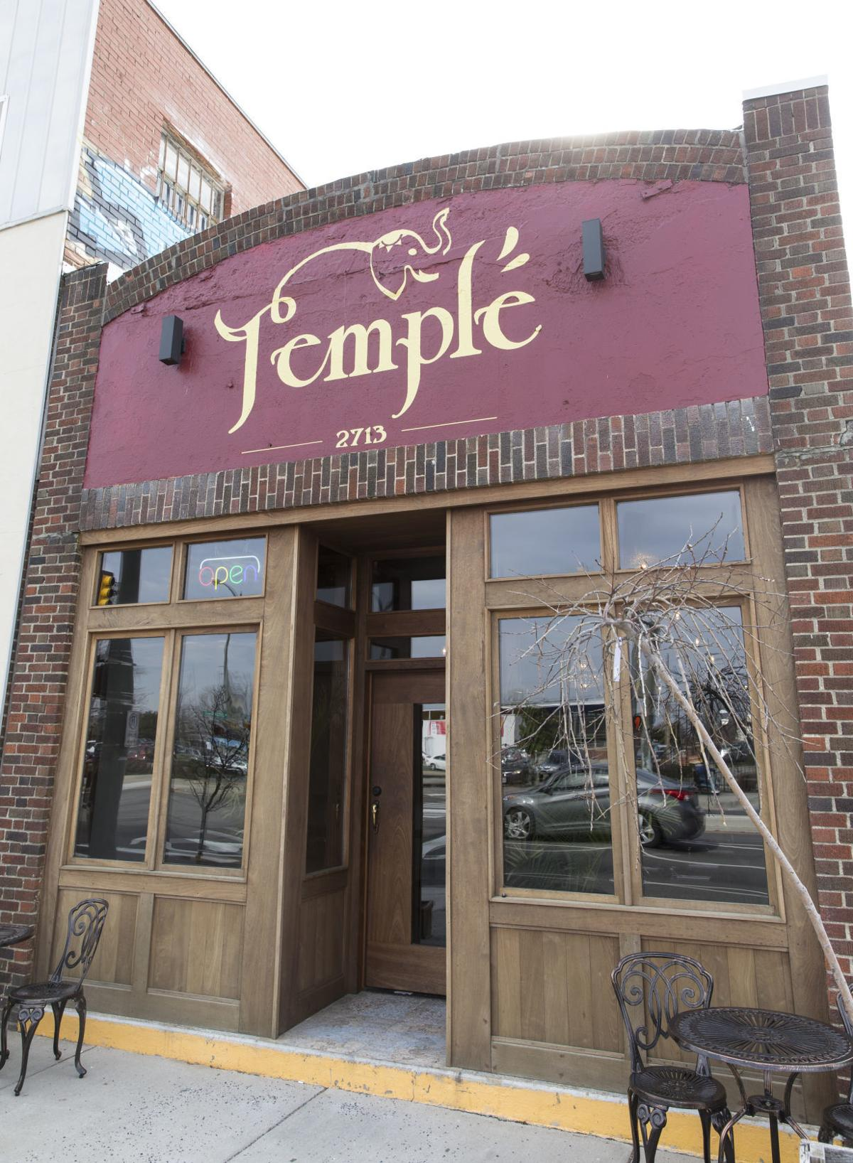 Temple dine review