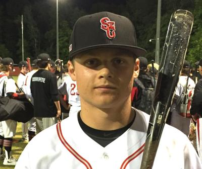Shortstop-turned-catcher Nick Biddison provides winning run