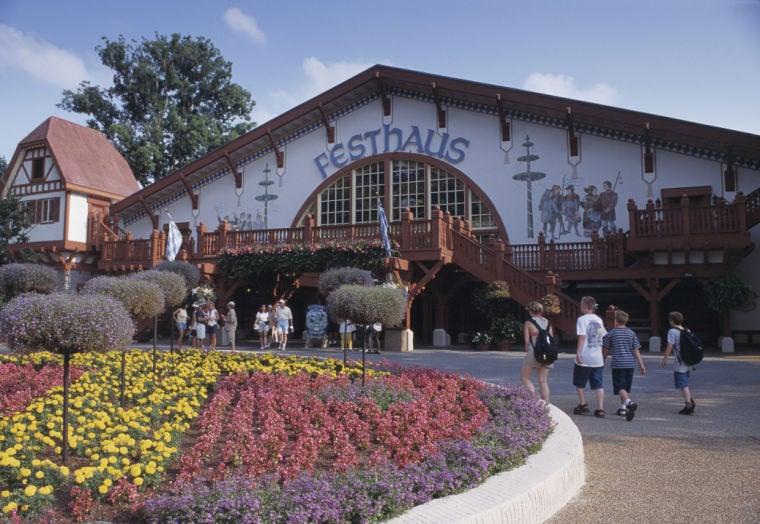 New food wine festival at busch gardens events - Busch gardens williamsburg customer service ...