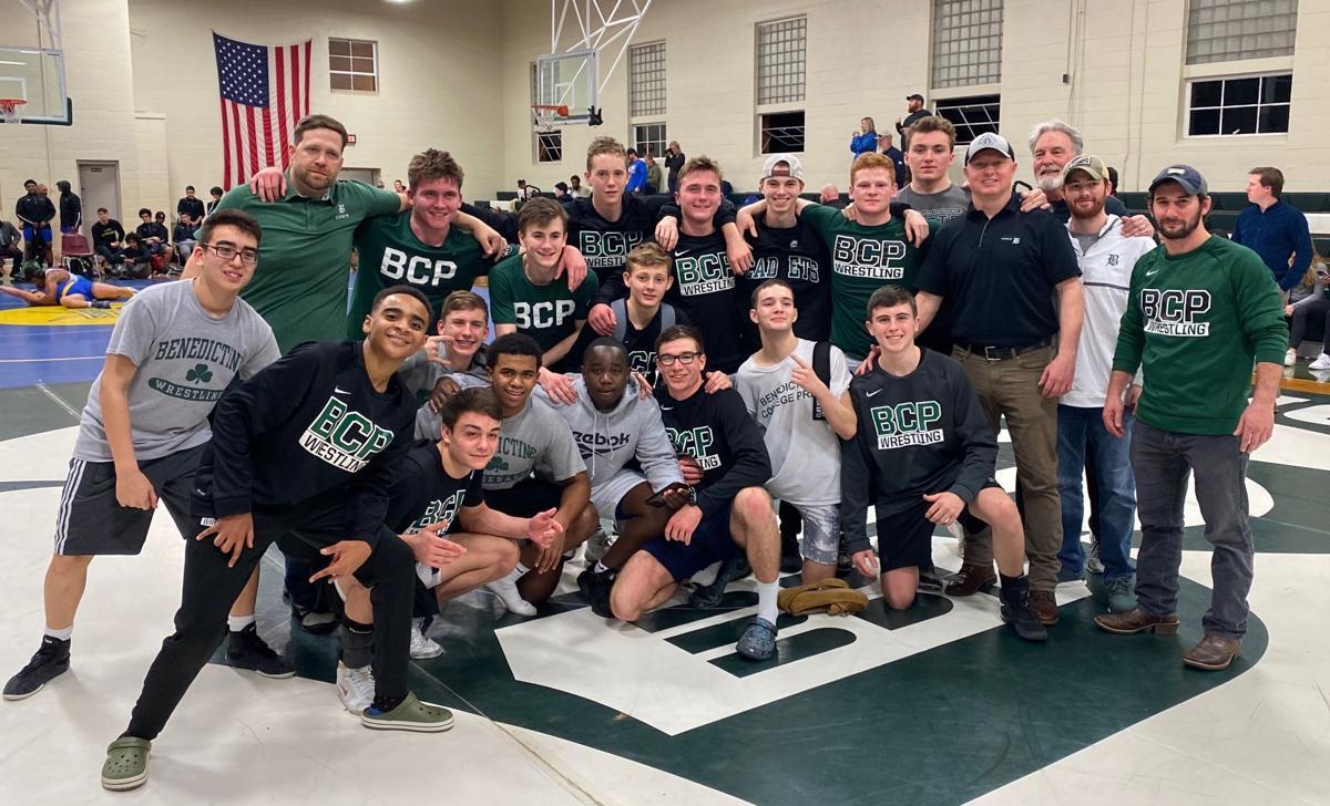 Benedictine team photo