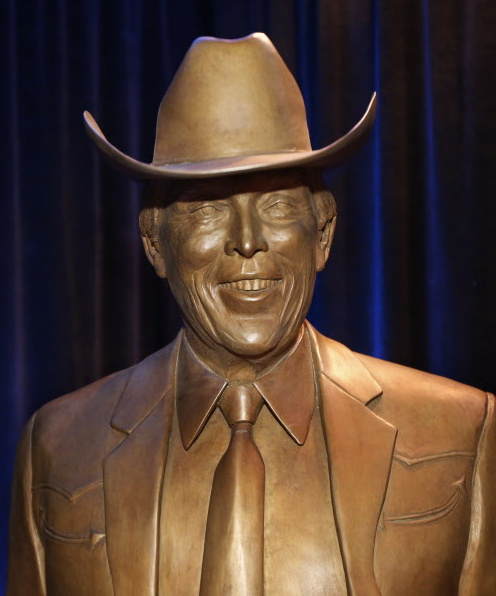 Jimmy Dean commemorated in bronze and music | Local News