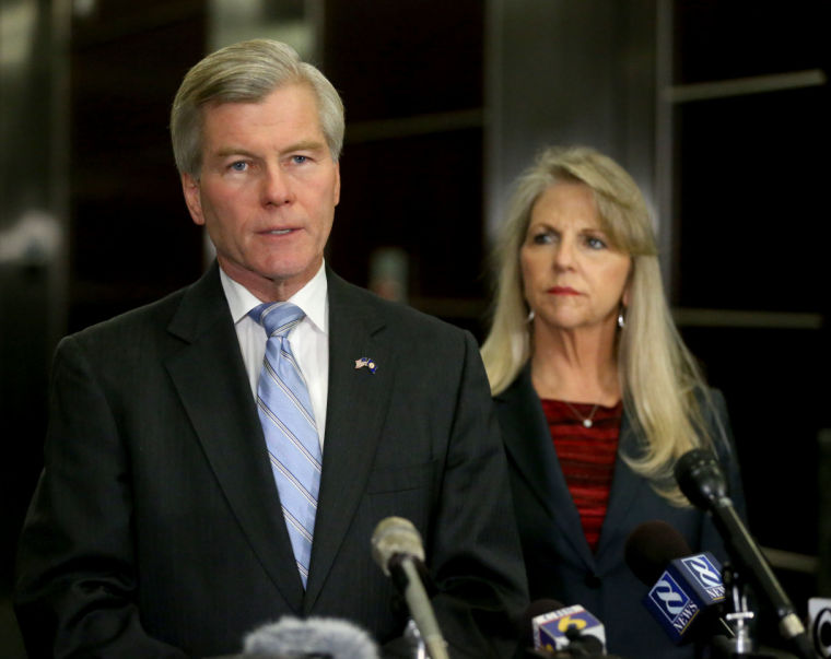 Crucial hearing Monday in McDonnells' case