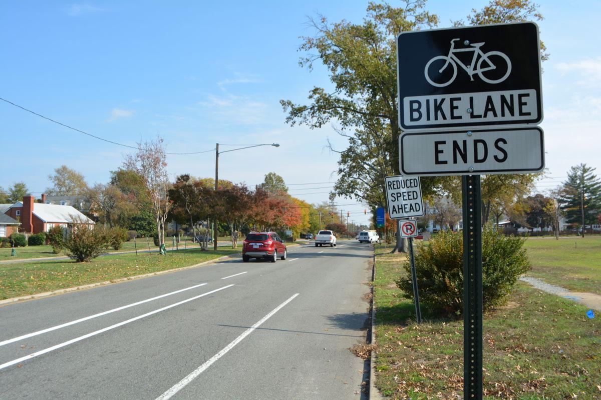 Brookland Parkway Bike Lanes