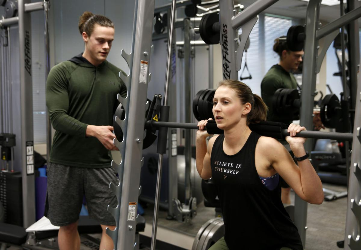 Apex Systems Has A Variety Of Perks Including A Fitness