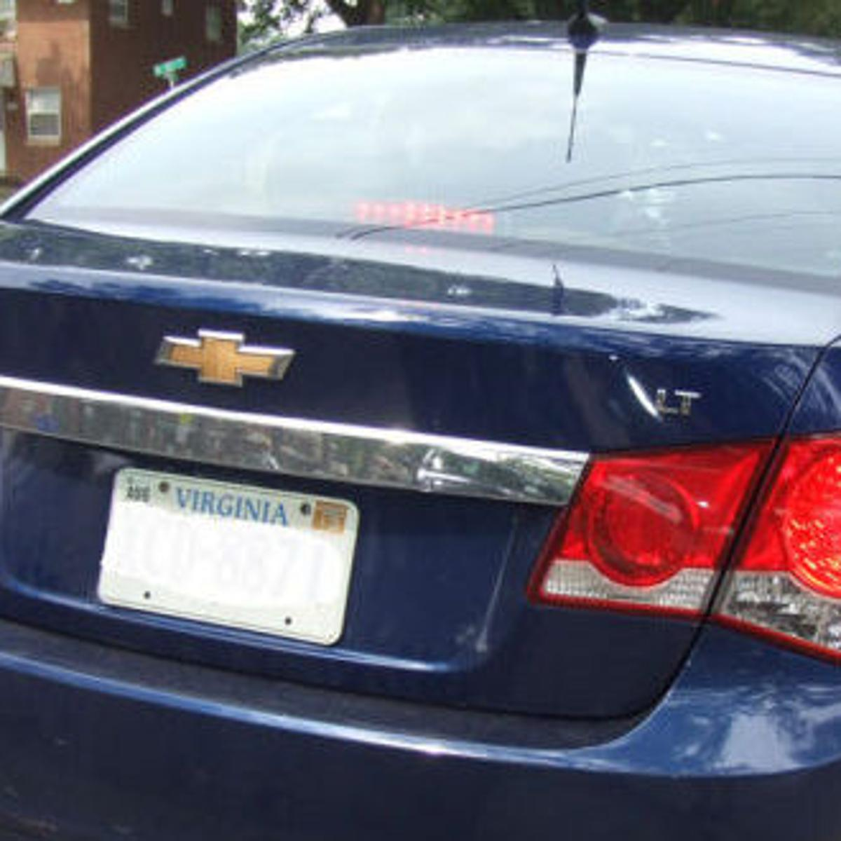 Why Richmond, Why?!? Police in Unmarked Patrol Cars | Why Richmond