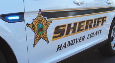 Hanover sheriff car