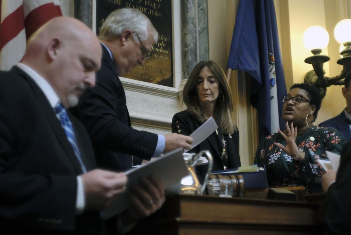 Virginia Redistricting Commission
