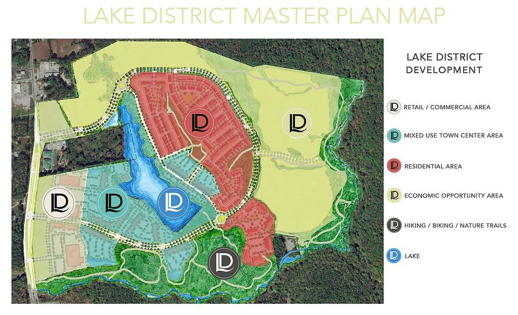 Lake District Master Plan
