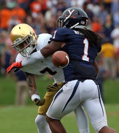 Notre Dame Virginia Football