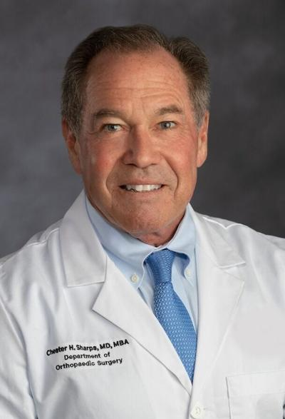 Chester Sharps, MD, MBA