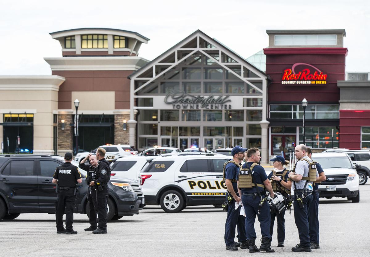 shooting at Chesterfield Towne Center