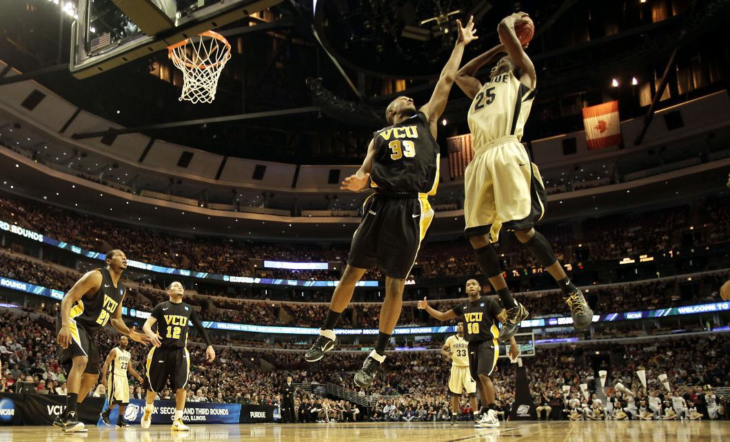VCU NCAA PURDUE CHICAGO