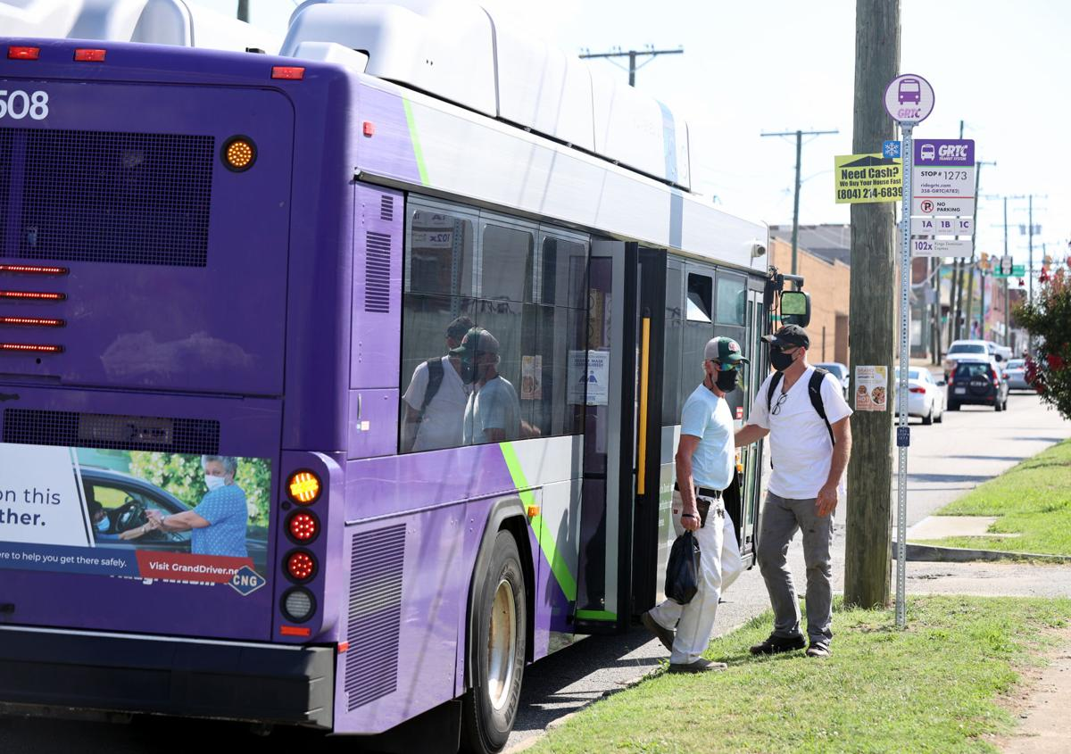GRTC bus