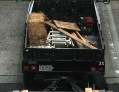 Stolen Maryland F350 work truck