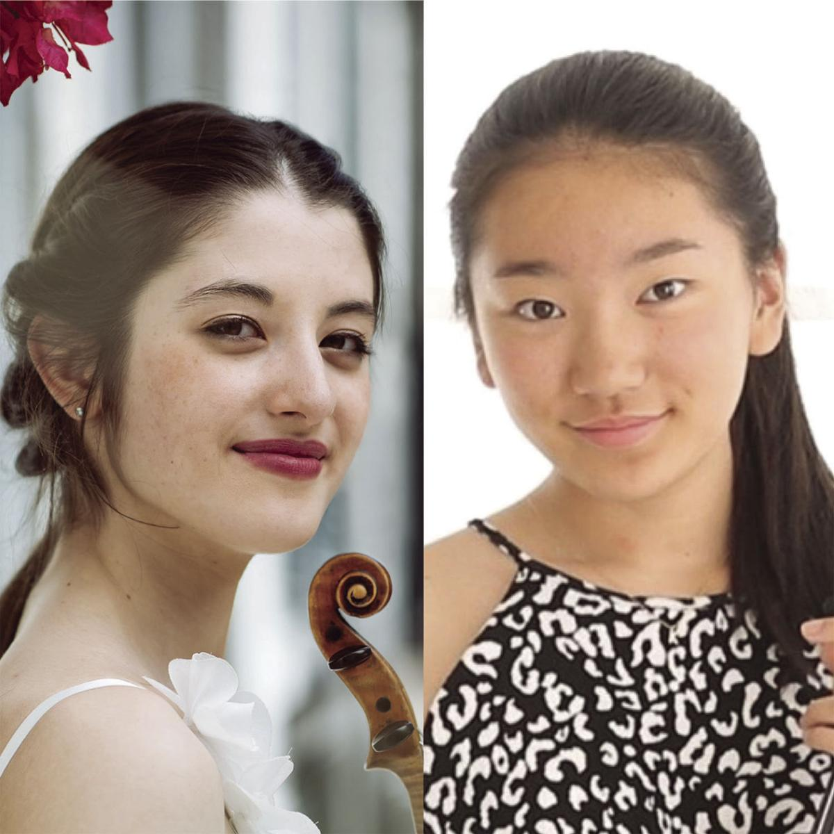 Menuhin Competition Winners