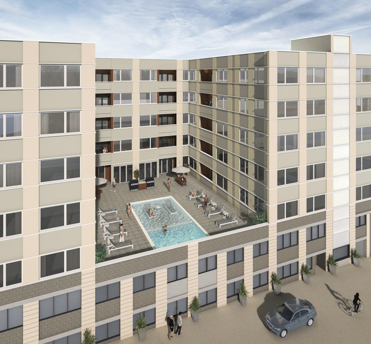 Apartments Local: Development Projects Underway: From Apartments In Scott's