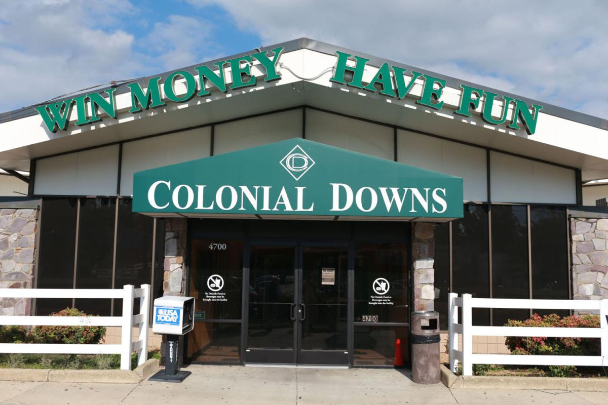 Colonial downs off track betting i2p bitcoins