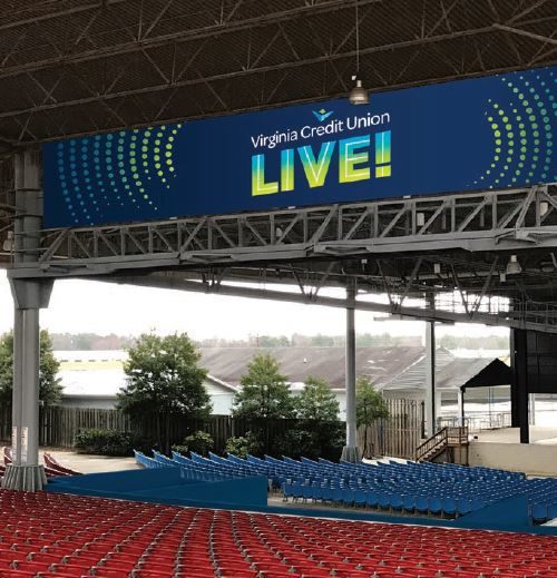 There S A New Name For Richmond Clic Amphitheater