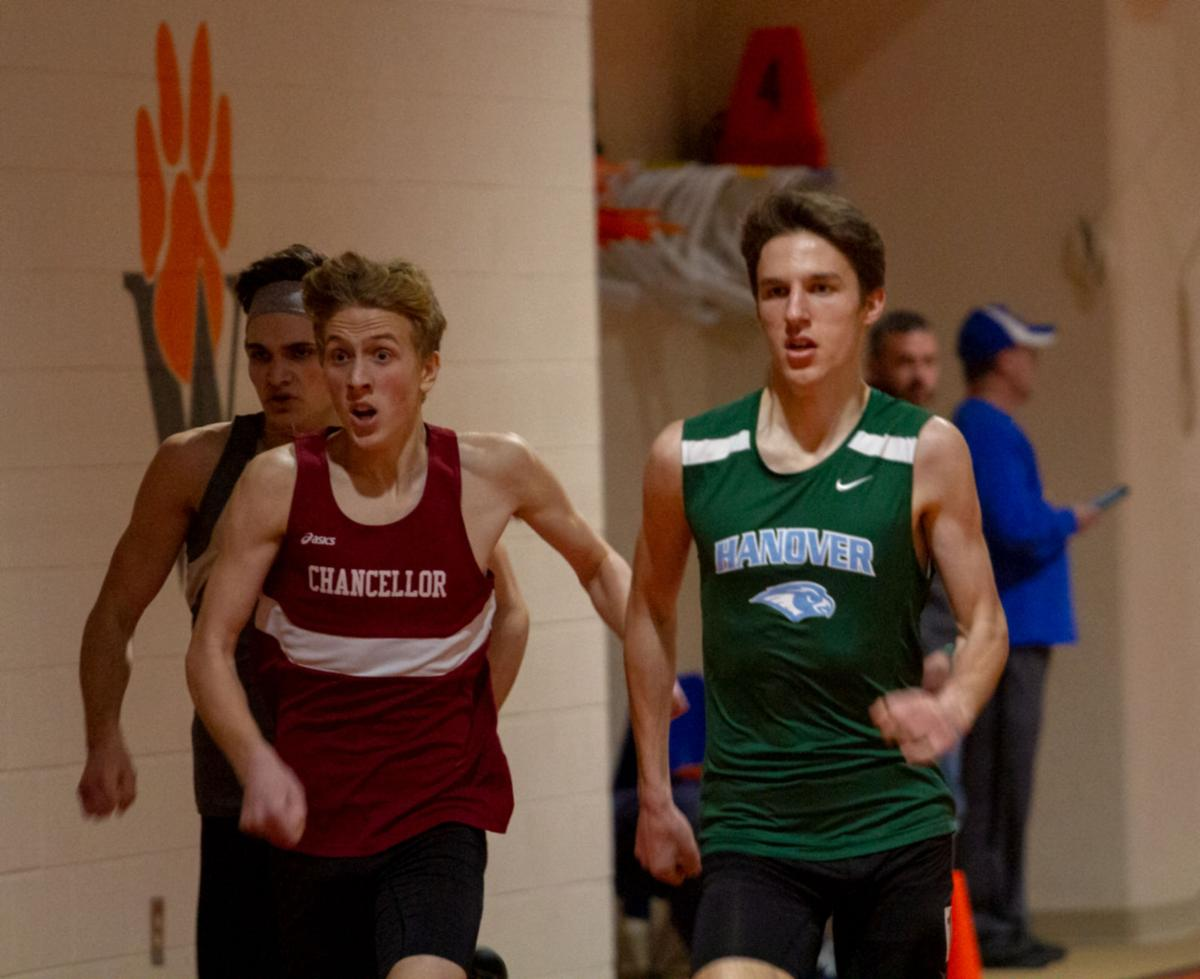 Region 4B indoor track championships: Cole Myers