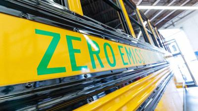 PCPS to receive electric buses from Dominion Energy