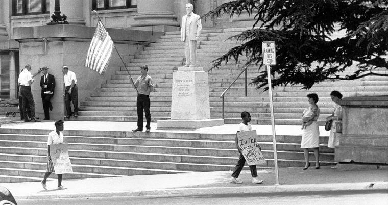 Black History: 1963 Danville