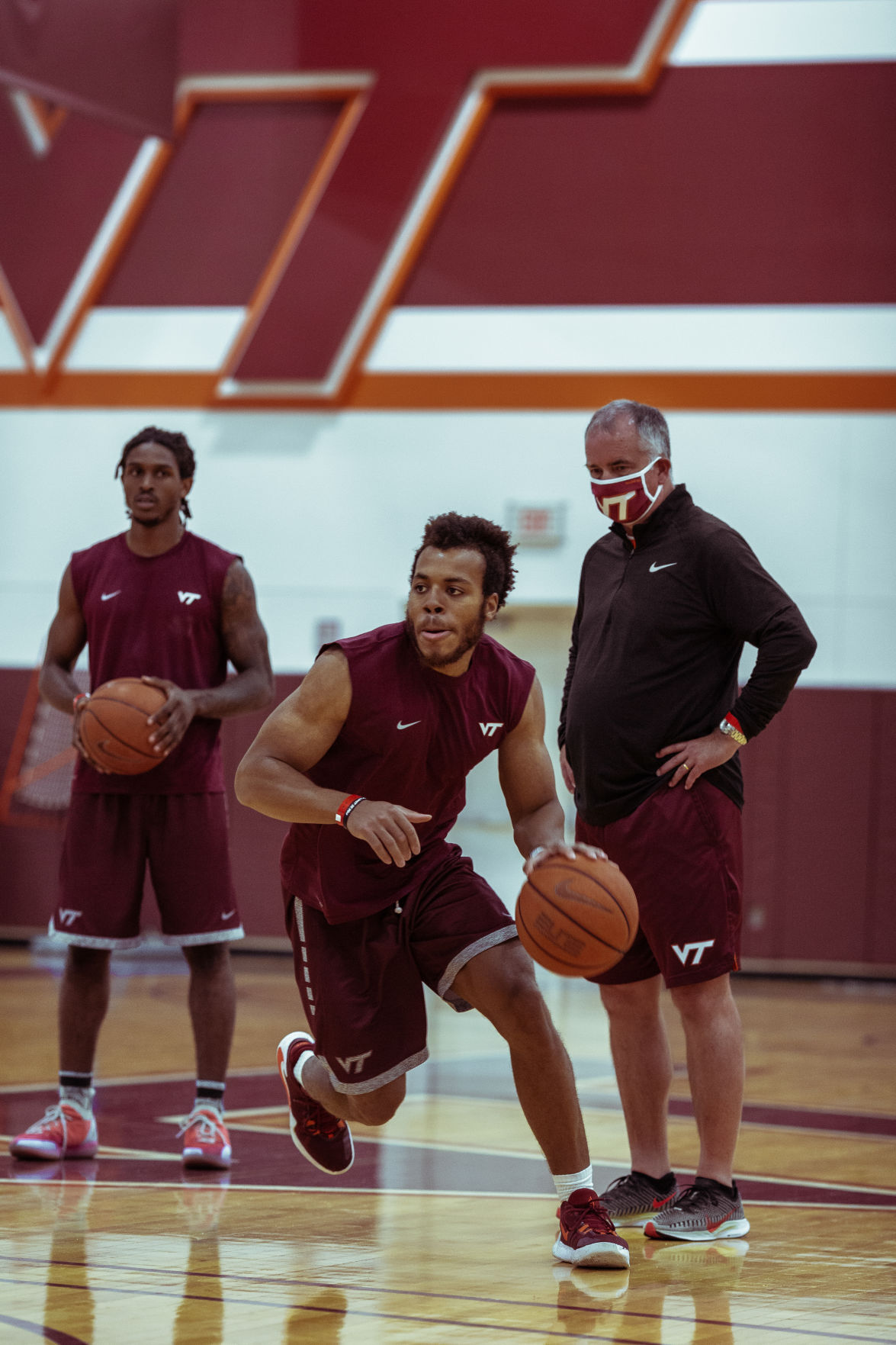 Virginia Tech Basketball Has Added Size Experience And Versatility For Mike Young S Second Season College Sports Richmond Com