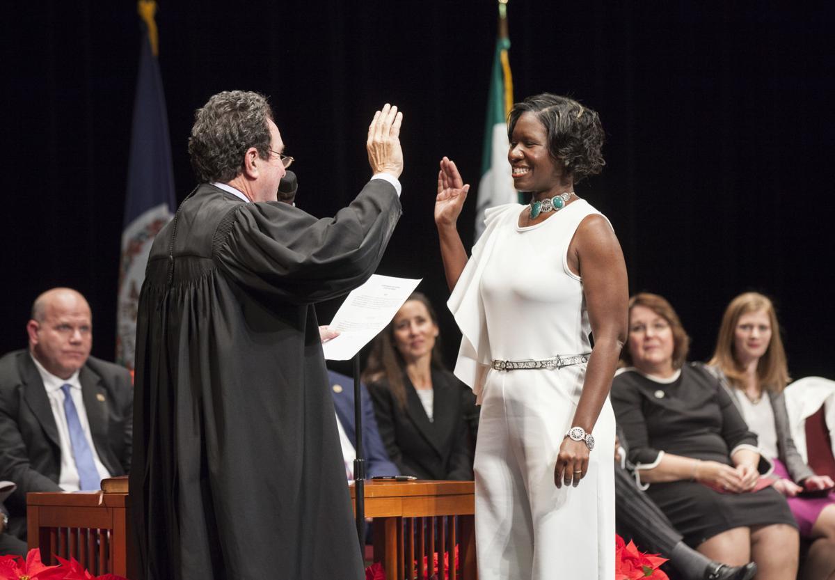 Henrico County investiture ceremony
