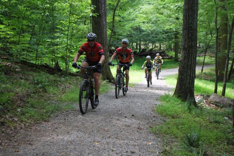 Cycling Mountain Biking Hot Spots In The Richmond Region Richmond