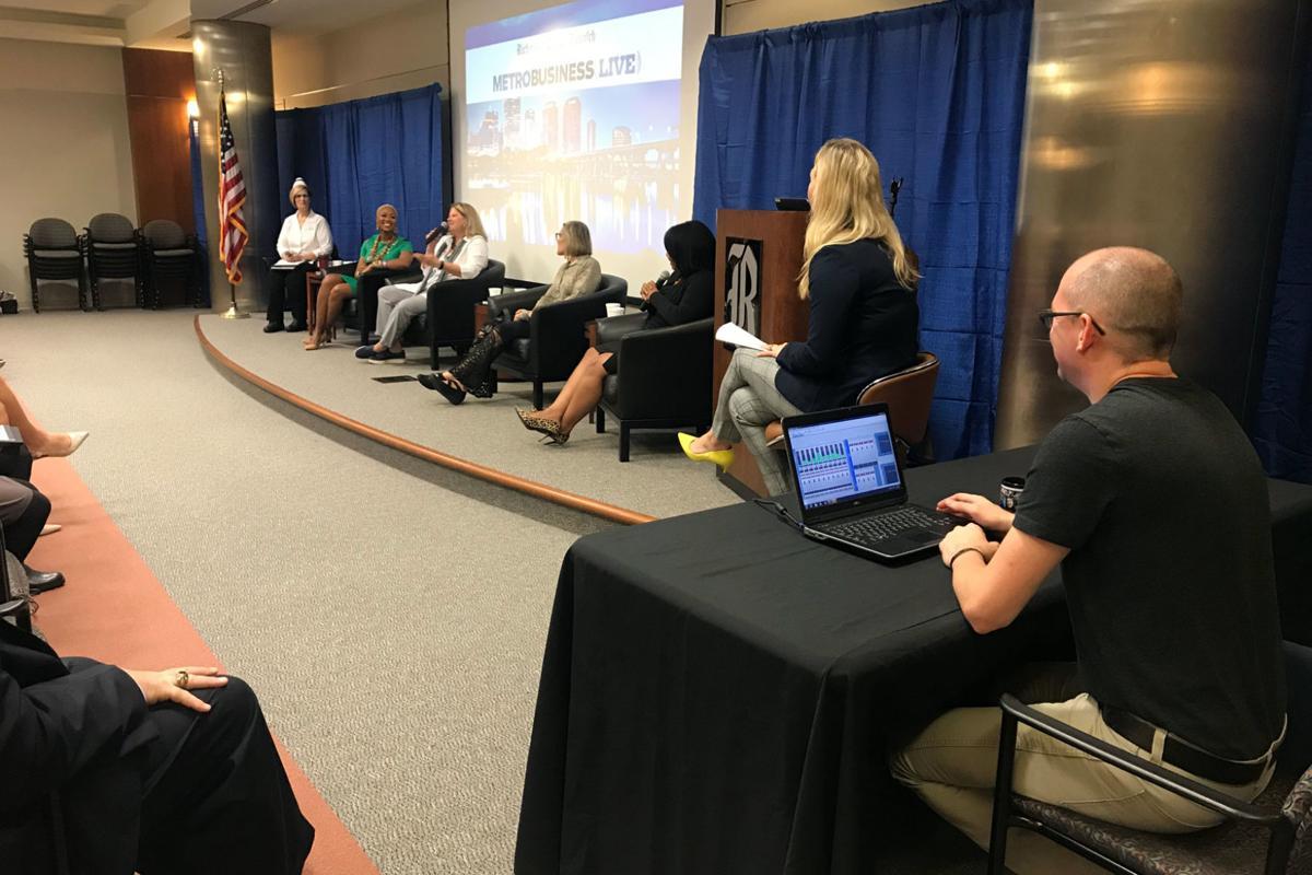 Entrepreneurial journeys shared at Metro Business Live