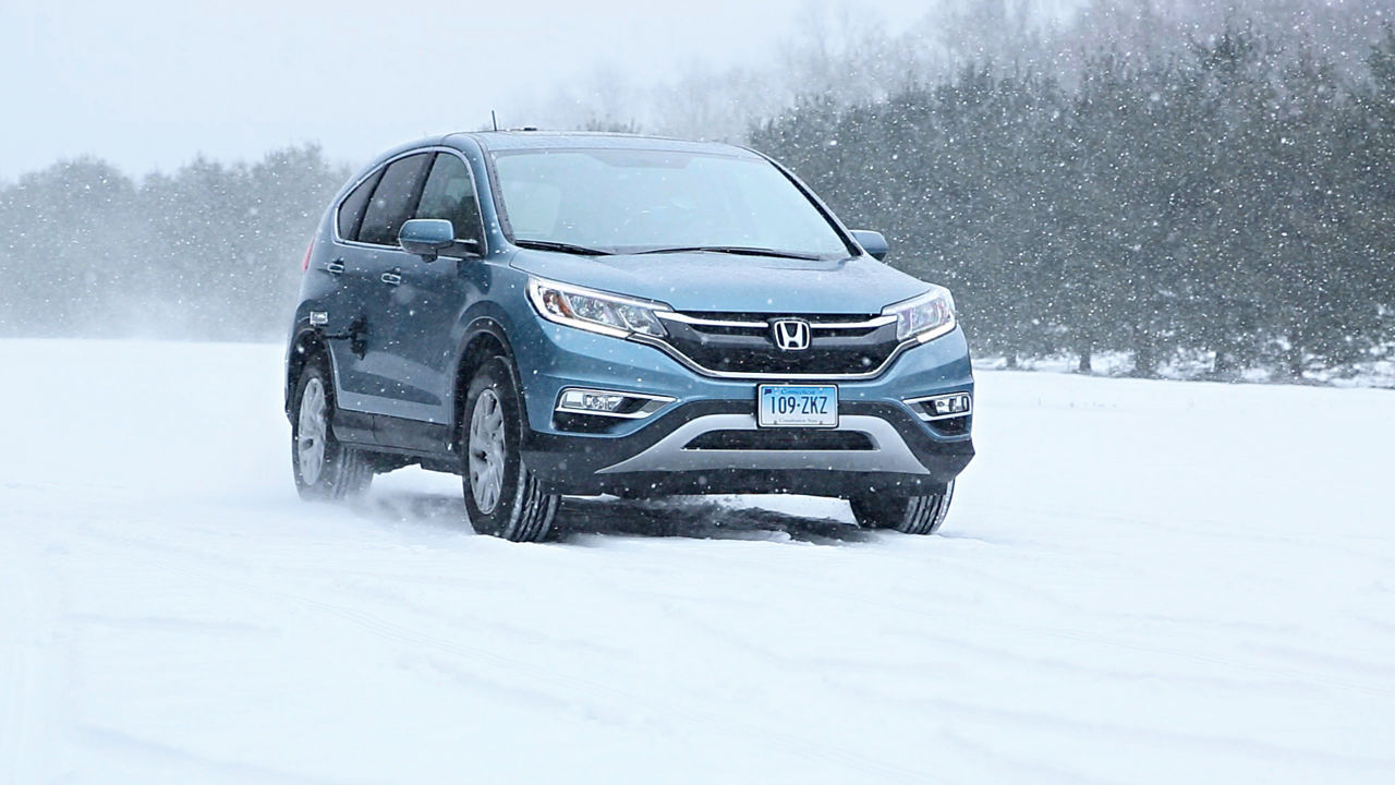 Consumer Reports   Does All Wheel Drive Protect You On Icy Roads?