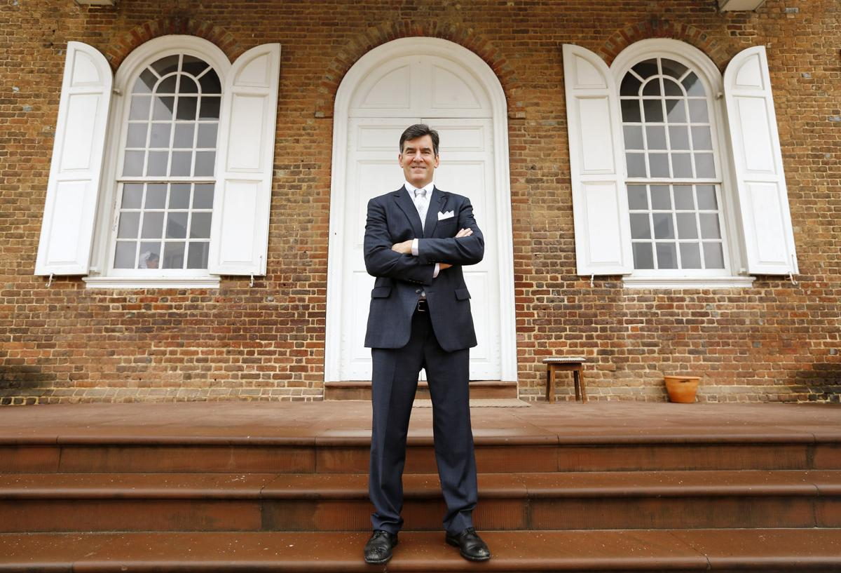 Mitchell Reiss is president and CEO of the Colonial Williamsburg Foundation