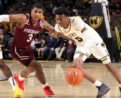 VCU men's basketball game vs. Fordham