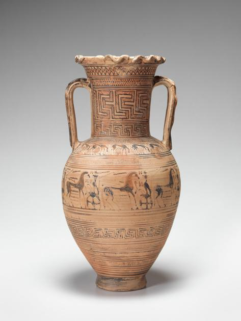 Take The Reins Of Vmfas The Horse In Ancient Greek Art And Enjoy