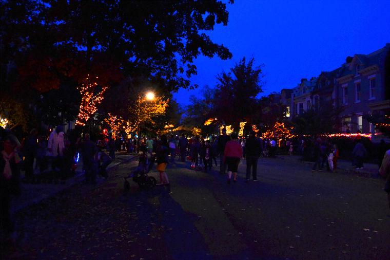 Halloween on Hanover 2013