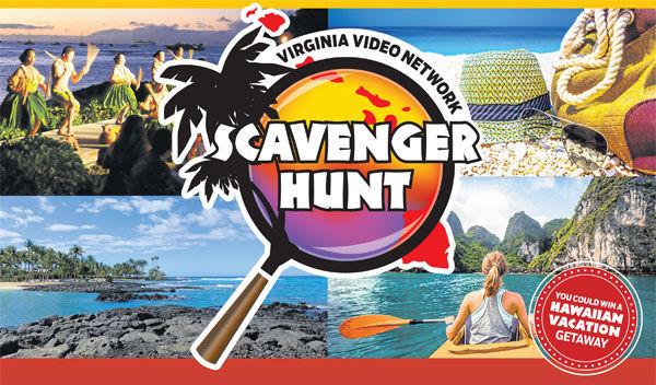 VVN Scavenger Hunt