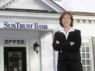 SunTrust regional leader sees job as 'head coach' | Business