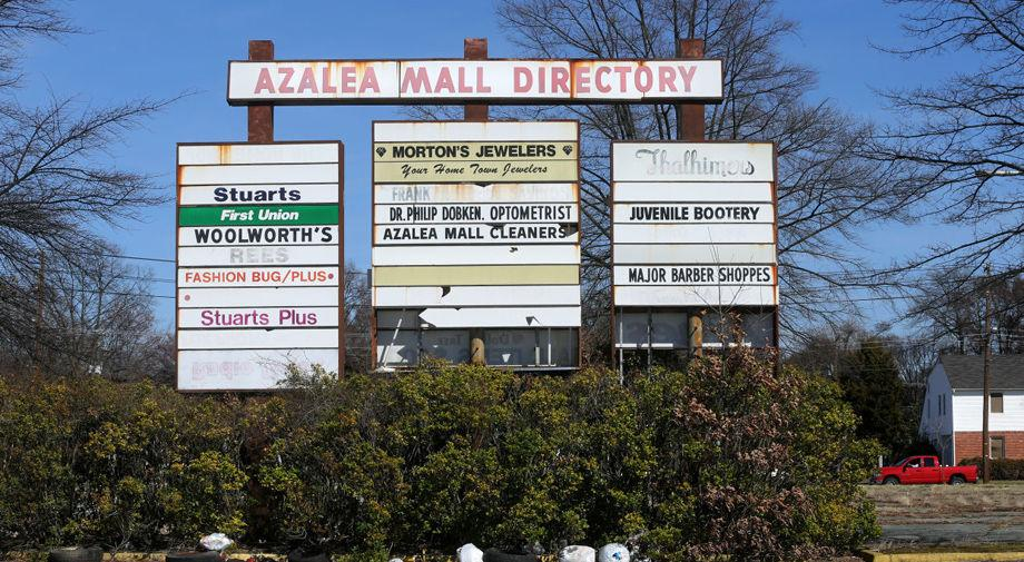 New plans for Azalea Mall? | Local | richmond com