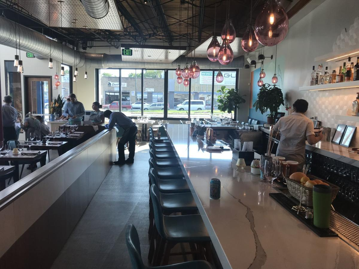 Chef Mike Ledesmas Scotts Addition Restaurant Perch Is Now Open