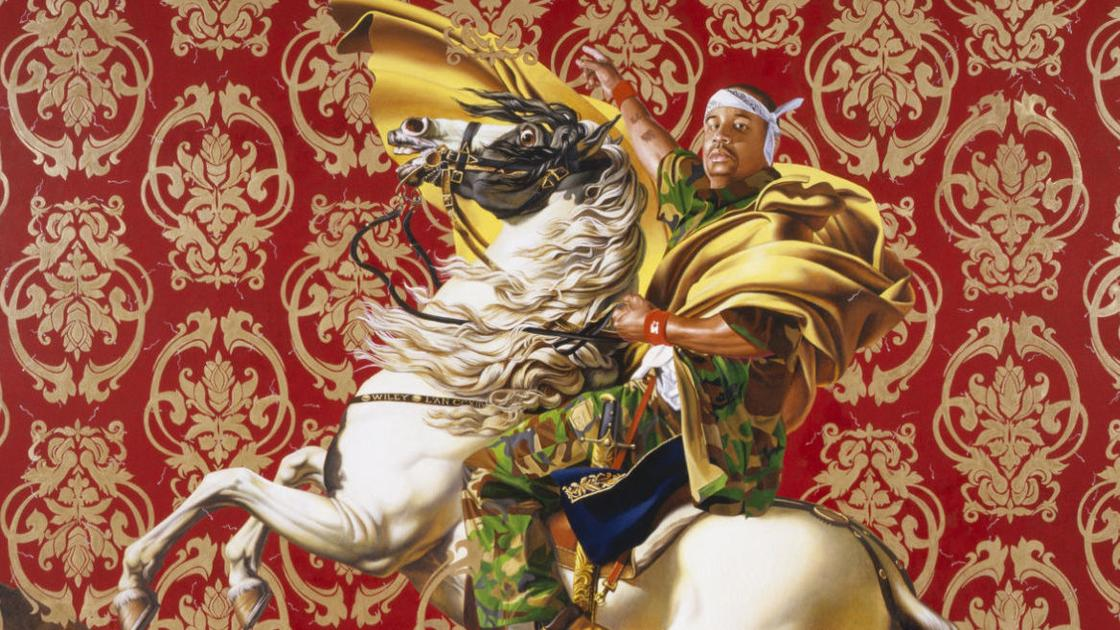 Kehinde Wiley sculpture to be unveiled in Times Square on Friday; will be installed along Ashe Boulevard in December