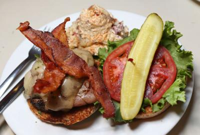 Dining Out: Little kitchen at Dot's Back Inn turns out some notable diner fare
