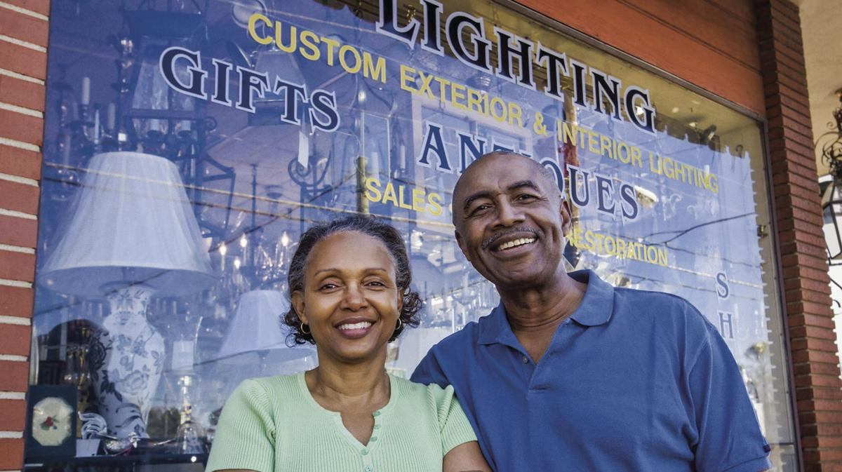 Shopping at local retailers benefits the whole community