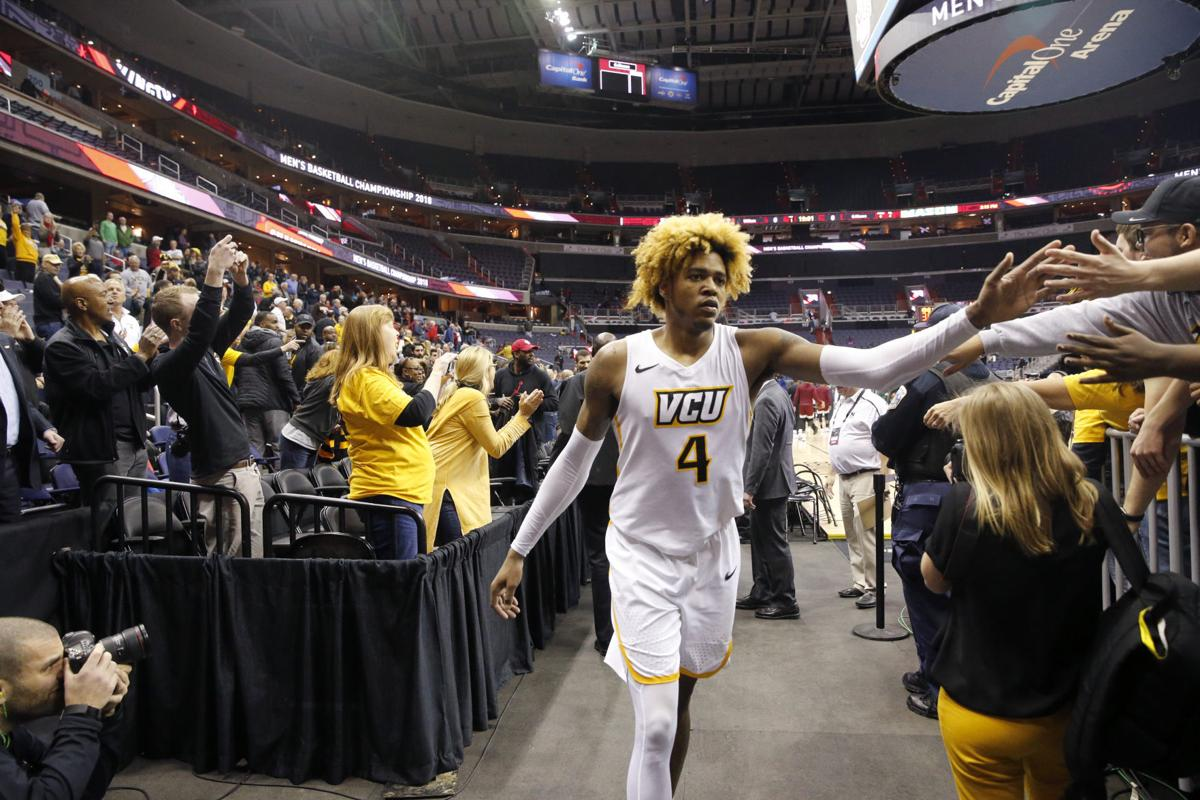 Work doesn't stop for VCU's Tillman as he eyes a pro ...